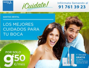 seguro sanitas dental